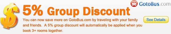 Gotobus coupon code
