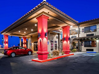 Barstow Hotels
