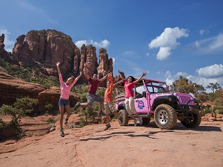 Coupon For Jeep Tour In Sedona
