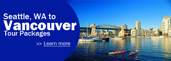 Seattle to Vancouver Tours