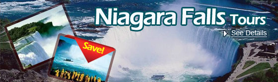 Milford to Niagara Falls 2/3-Day Tours