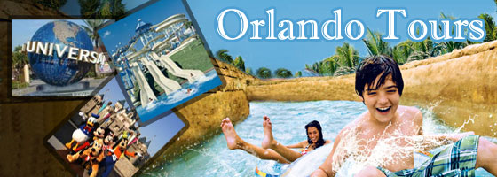 Orlando 5/9 Day Tours From $329+