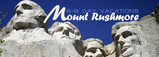 Join us for an amazing experience to the Mount Rushmore and Yellowstone National Park