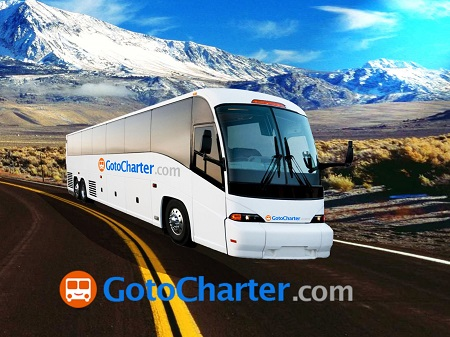 GotoBus Charter Bus Rental Instant Quote