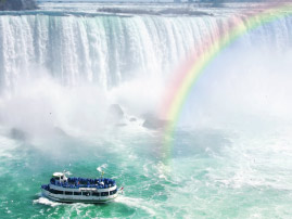 <center>Niagara Falls Tours</center>