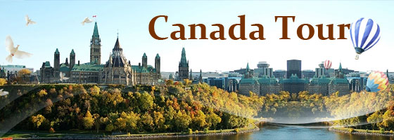 Boston/Charlton to Canada Tours